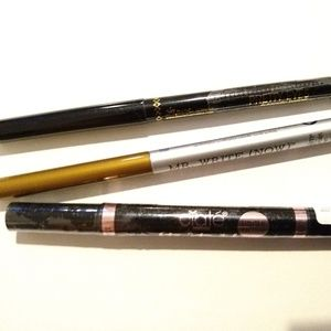 Eyeliner Trio and stamp - All NEW and unopened!